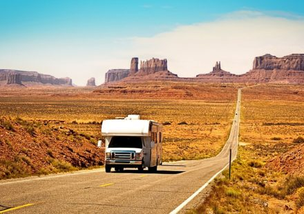 "<h5>""Discover America"" RV Itineraries</h5>"