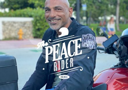 Peace Rider. Chapter 1